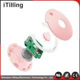 Roze Mini Draagbaar GPS Bluetooth Volgend Apparaat voor Persoon
