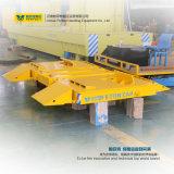 Spezieller kundenspezifischer Schienen-Fahrzeug Nicht-Energie Schienen-Übergangslaufkatze-Schlussteil