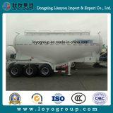De hete Semi Aanhangwagen van de Tanker van het Cement van de V-vorm van de Verkoop 45m3 Bulk
