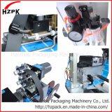 Halb Selbstflaschen-flache Etikettiermaschine mit Kodierung