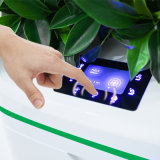 Домашний очиститель воздуха с фильтром HEPA, UV шариком и анионом Mf-S-8800-W