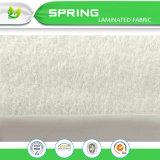 enfriamiento impermeable polivinílico largo del protector del colchón de la profundidad el 100% de los 40cm