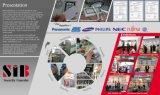 Sicherheit RFID EM-IDENTIFIKATION Kartenleser 125kHz Wiegand 26/34 gab für Zugriffssteuerung aus