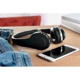 Écouteurs pliables de Bluetooth d'ABS avec le logo personnalisé