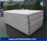 Tarjeta ampliada PVC publicitaria blanca de la espuma de la hoja de la espuma