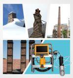 미터 카운터를 가진 굴뚝 검사 사진기를 위한 팬 또는 경사 사진기