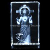 Cristal 3D Jesús