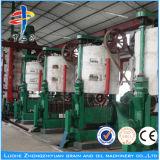Macchinario della pressa dell'olio di palma 100tpd e macchina automatici di raffinamento