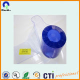 Rollos de PVC transparente China Blue Film flexible Paquete