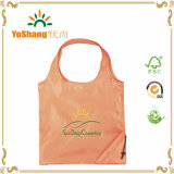 Preiswertes Recycled Custom Foldable 190t 210d Waterproof Drawstring Shopping Tote Polyester