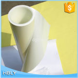 Papier synthétique en feuille de rouleau résistant à l'eau pour matériaux de revue