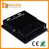 Alto potere RGB esterno caldo/AC85-265V puro/freddo che illumina proiettore sottile ultrasottile 100W