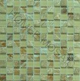 Tuile de mosaïque - mosaïque en pierre en verre (GS13)