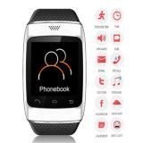 Relógio esperto de Bluetooth da chegada nova de Gelbert para o atendimento