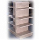 Supermarché Shelf avec Perforated Back Panel (HY-13)