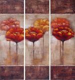 Peinture à l'huile abstraite (0120)