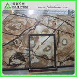 Neurogram romano Yellow Marble con Fascinating Veins