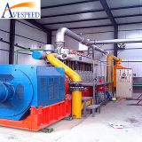 Генератор газа Avespeed 1000kw заправленный топливом природным газом