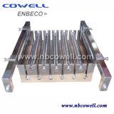 Barra de filtro magnético permanente de aço inoxidável
