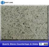 Pedra de quartzo artificial para bancada de cozinha / mesa / superfície sólida / material de construção