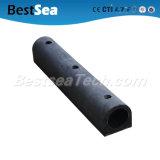 D-Tipo protezione d'angolo di larghezza di 200mm della parete di Bumpe R& del bacino
