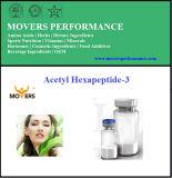 高品質の装飾的なペプチッドアセチルHexapeptide-3