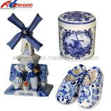 Recuerdo de cerámica de la porcelana