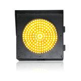 Alto piloto amarillo de la estación 200m m LED del peaje de la manera