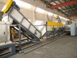 Wasticのプラスチック洗浄に粒状になることのための機械をリサイクルするPPのPEのフィルム