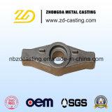 Kundenspezifisches Eisen-Gießerei-Metallgießerei-Gussteil von verlorenem Wachs-Gussteil