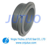 Joint mécanique/anneau de joint aggloméré de carbure de silicone (SSiC)