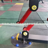 EN1176 Culturismo y Fitness Equipment Doble Remo