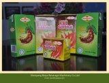 Tomatensauce-Ziegelstein-Karton-Dichtungs-Maschine halb automatisch