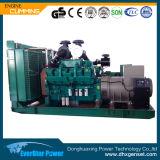 イギリスの交流発電機が付いている1500kVA電気エンジンのディーゼル発電機への25