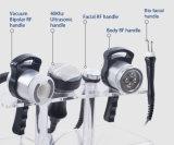 5 in 1 corpo di radiofrequenza di Mutipolar rf di cavitazione di ultrasuono bio- che dimagrisce la macchina di bellezza di perdita di peso