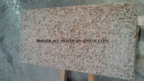 Mattonelle arrugginite gialle Polished delle scale del granito G682