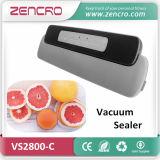 Уплотнитель еды вакуума прибора запечатывания мешка вакуума портативного вкладчика еды миниый