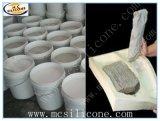 Gomma di silicone liquida coltivata artificiale del pezzo fuso di pietra
