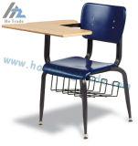 Cadeira da pilha do preto da capacidade do escritório Hzpc014