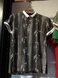 T-shirt do esporte do homem da forma na roupa Fw-8103 do verão
