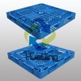 паллет светлой низкой цены обязанности 1100X1100 Stackable пластичный для сбывания