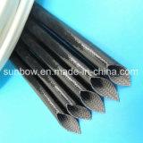 fibre de verre de silicones d'homologation de l'UL 7kv gainant pour des transformateurs