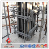 Wand-Verschalung-System für konkrete strömende Gebäude-Arbeit