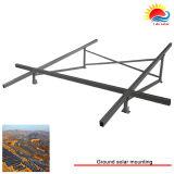Bride en aluminium modeste de prix usine pour le système solaire de support (GD977)