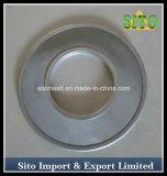 Filtre de treillis métallique d'acier inoxydable avec les trous ronds