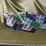 Collants faits sur commande en gros, étiquette découpée avec des matrices de collants de vinyle