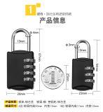 Bunte MiniResetable Kombinations-Handtaschen-Verschlüsse