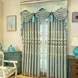 Eco-Friendly занавес окна светомаскировки вышивки синеля (26W0027)