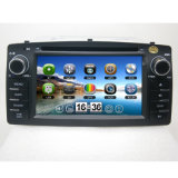 Wince 6.0 2 reprodutores de DVD do carro do RUÍDO para o F3 de Byd com iPod da tevê da ligação do espelho do GPS