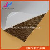 Drucken-Material-Vinylrolleneinweganblick für UV